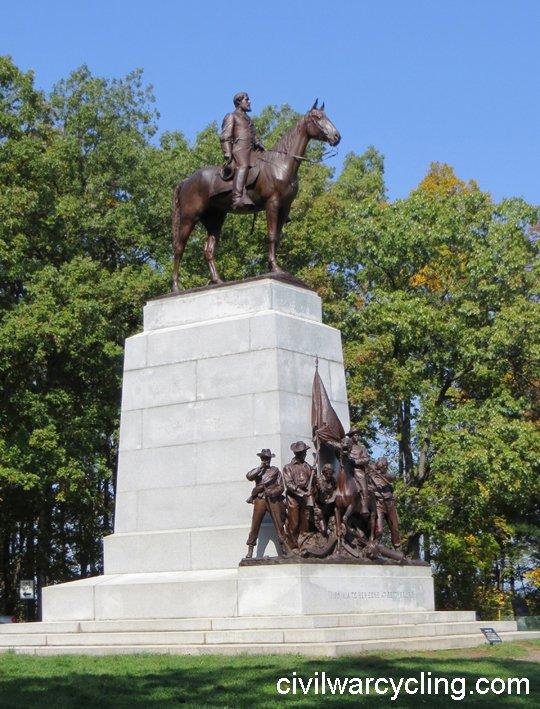 Virginia State Monument