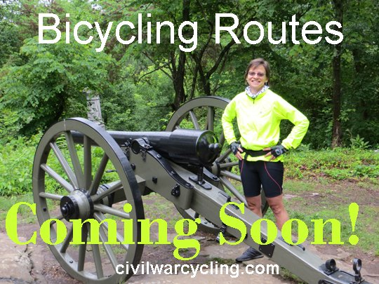 Selecting Your Gettysburg Bicycle Route