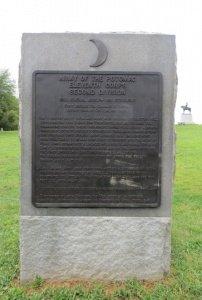 AOP Division HQ Monument
