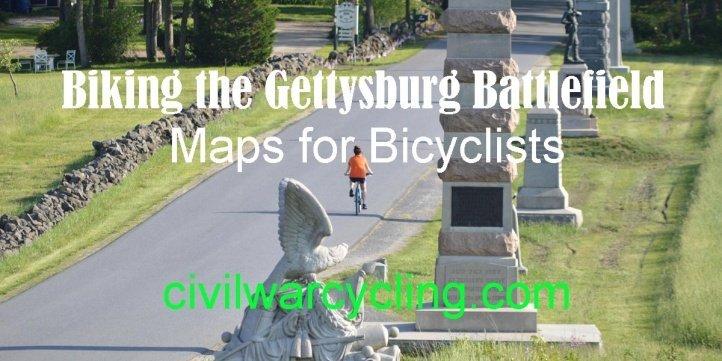 Biking the Gettysburg Battlefield