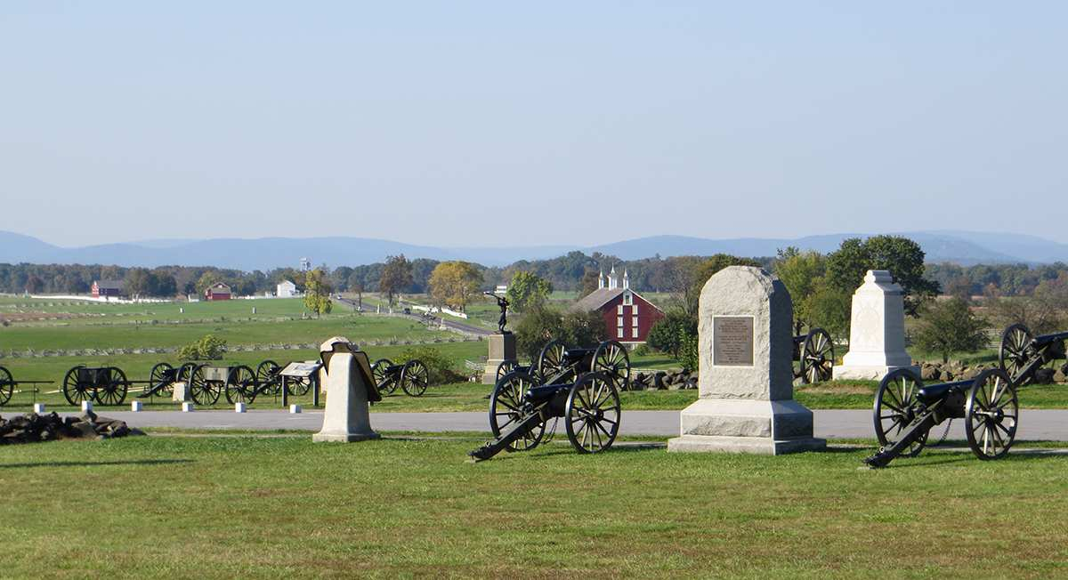 Gettysburg reading recommendations