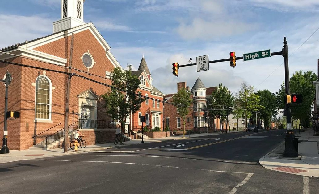 High Street, Gettysburg