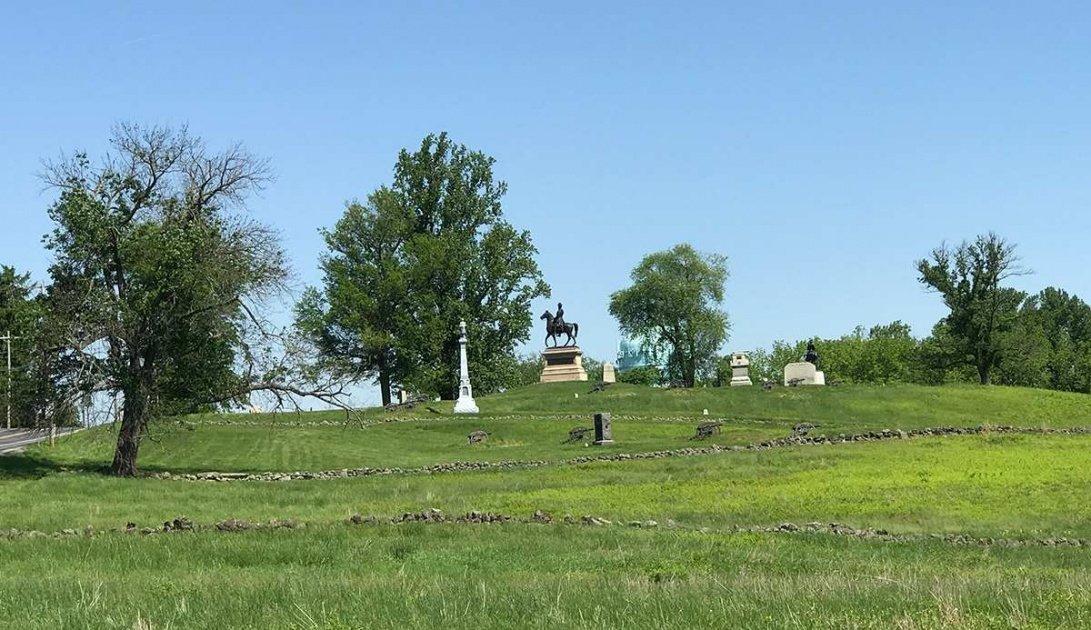 hancock monument