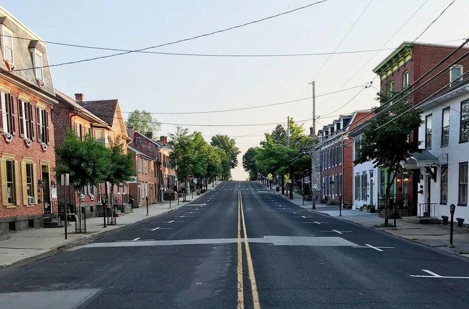 Baltimore Street, Gettysburg