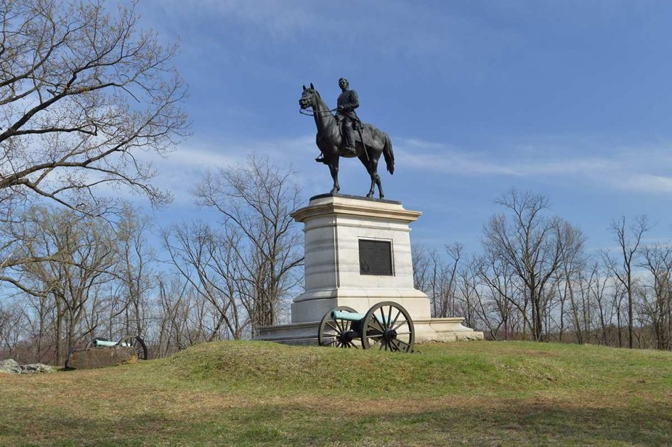 Maj. Gen. Henry W. Slocum Equestrian Monument