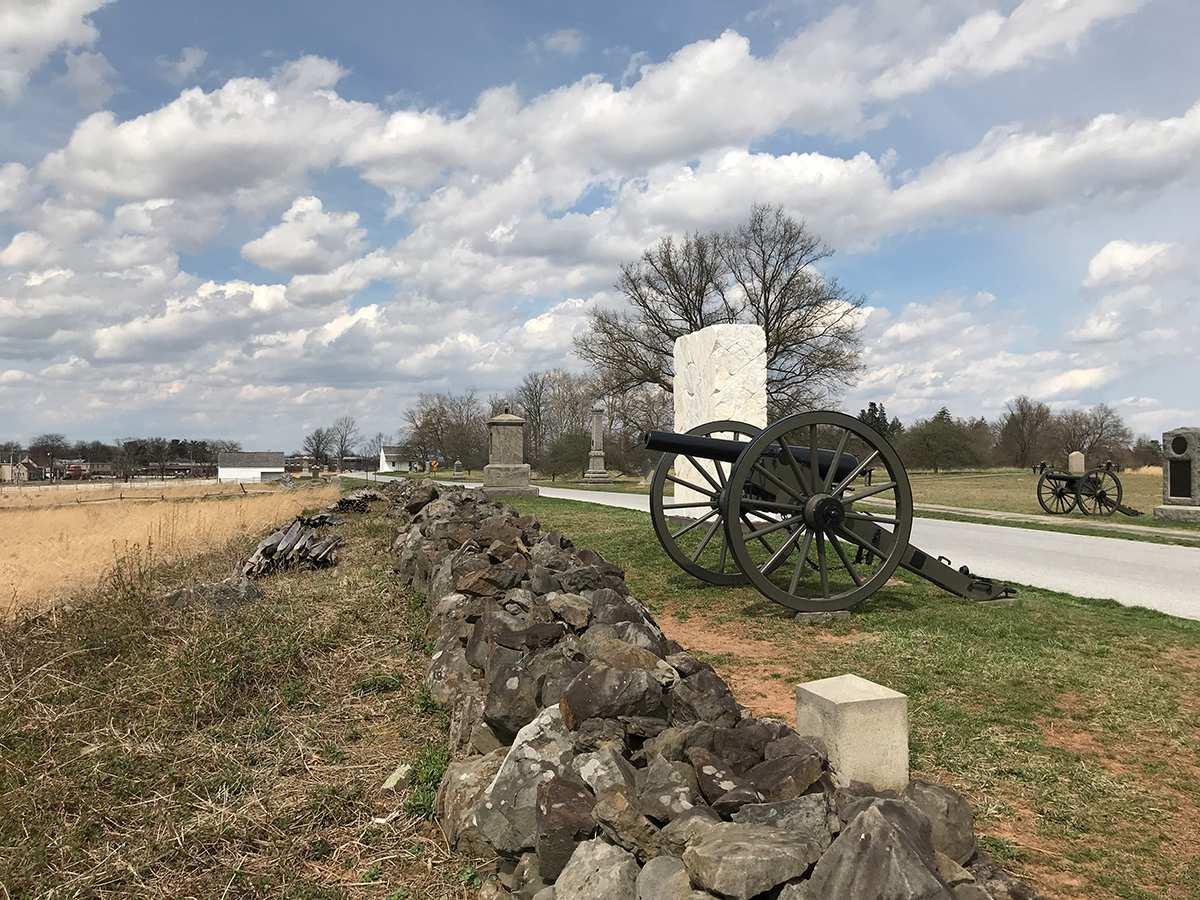 Hancock Avenue, Cemetery Ridge