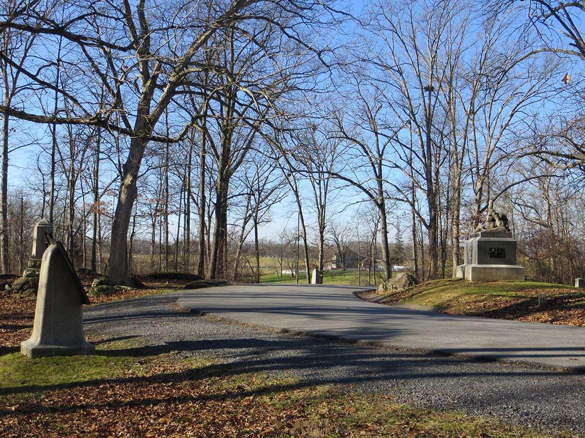Rose Woods, Gettysburg