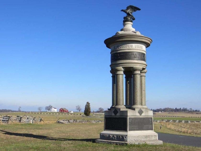 New York Excelsior Brigade Monument