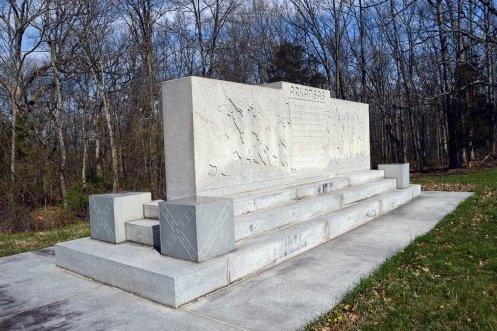 Arkansas State Monument