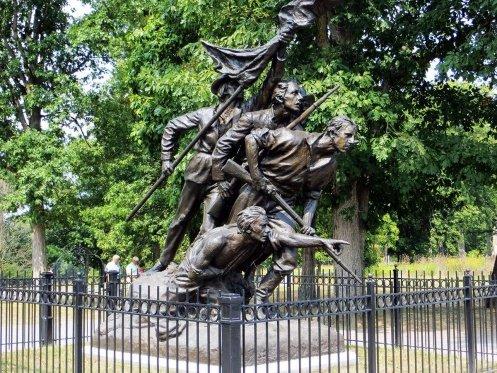 North Carolina State Monument