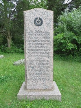 Texas State Monument