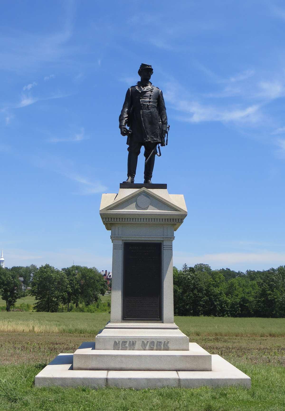 Abner Doubleday Monument