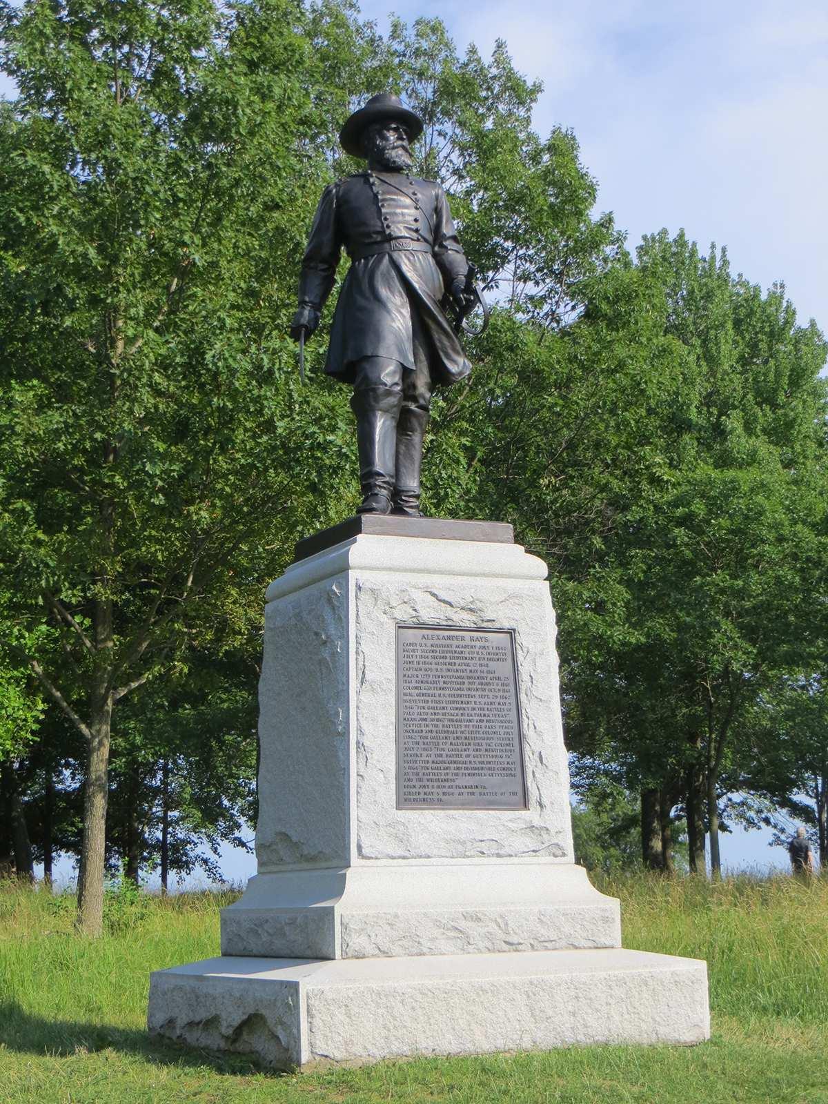 Alexander Hays Monument