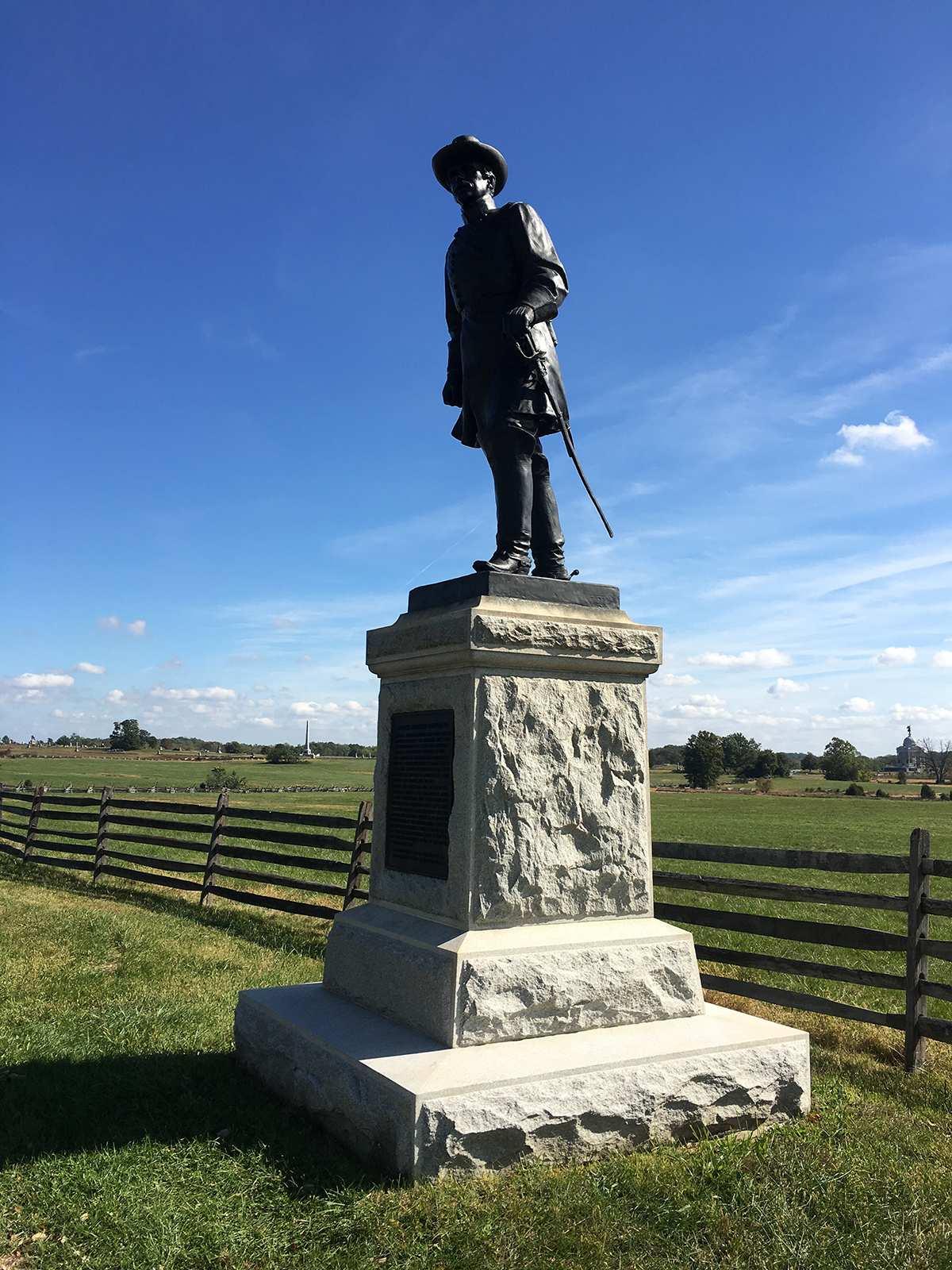 A.A. Humphreys Monument