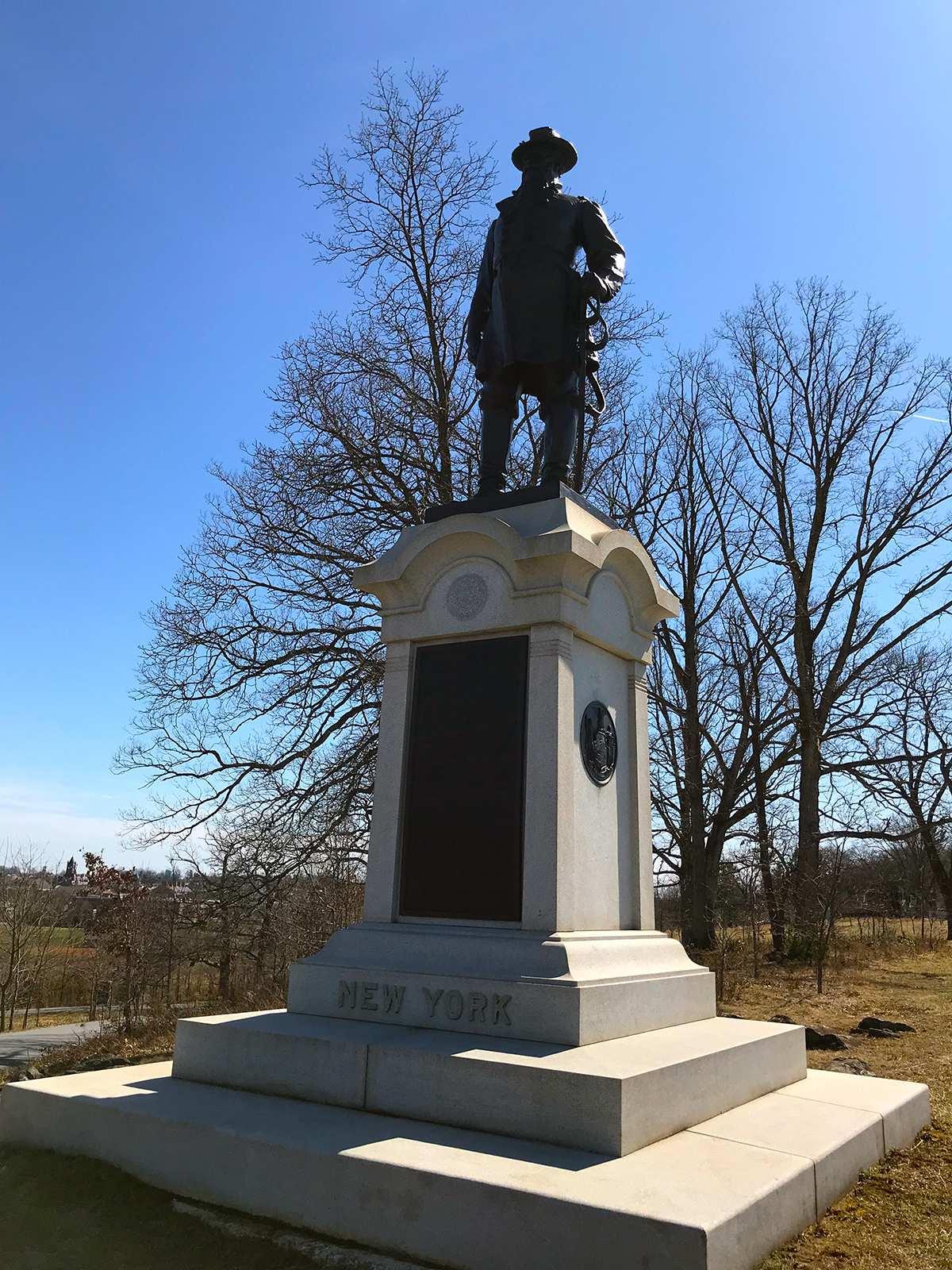John C. Robinson Monument