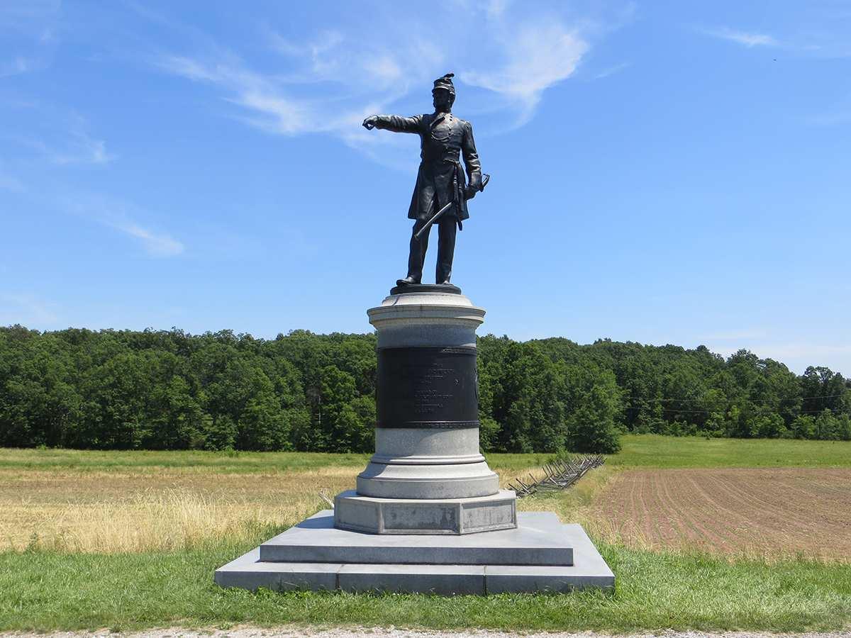 James S. Wadsworth Monument