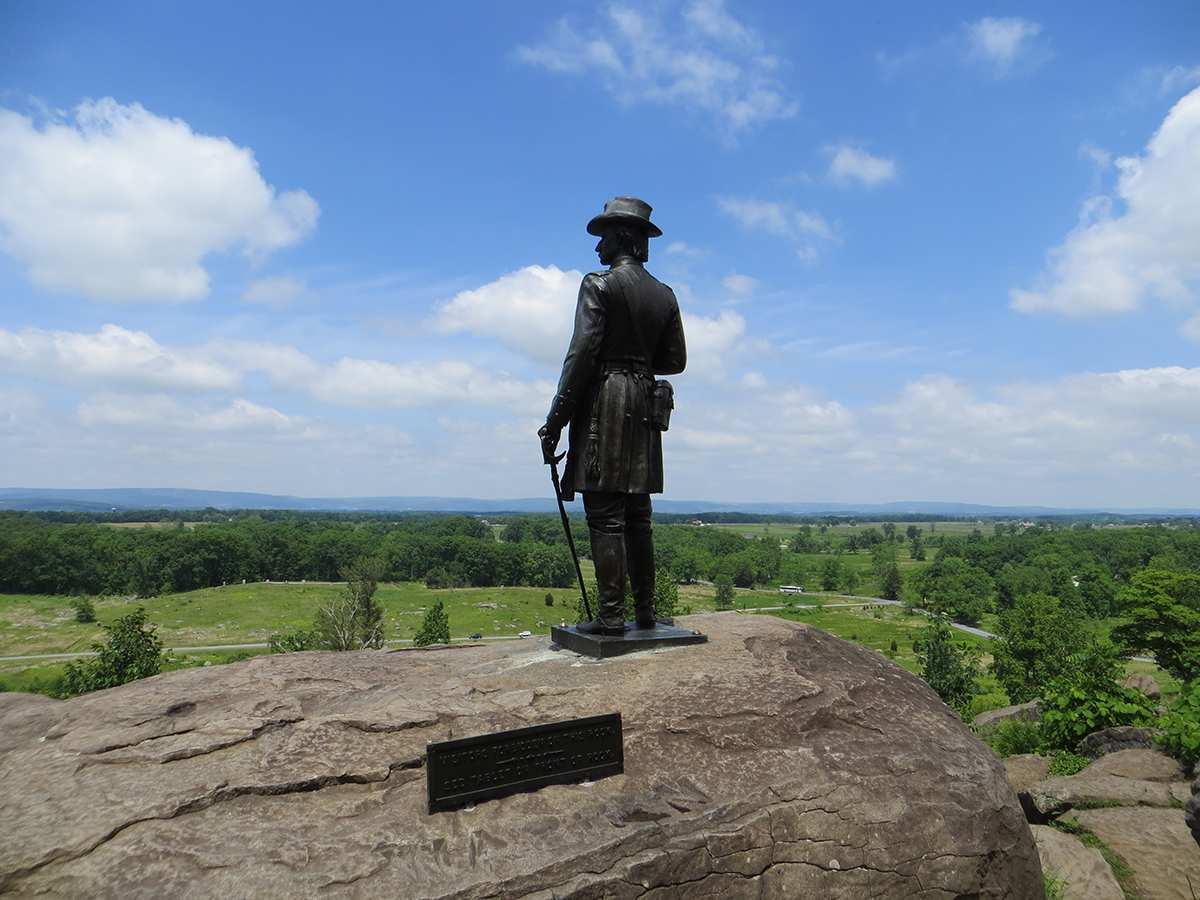Gouverneur K. Warren Monument